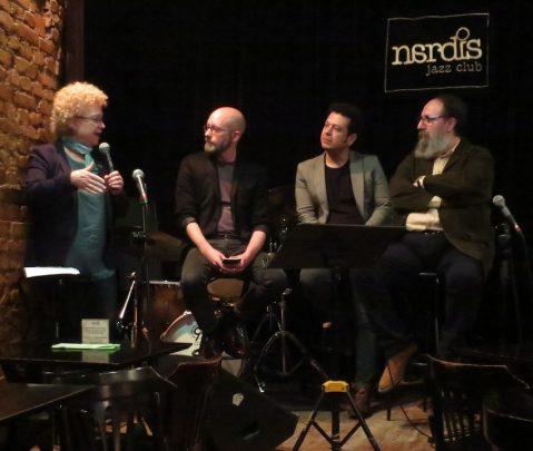 İstanbul Jazz Festivali Paneller Dizisi 1: İstanbul'un Yeni Jazz Hayatı