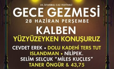 Countdown for the 25th Istanbul Jazz Festival Continues