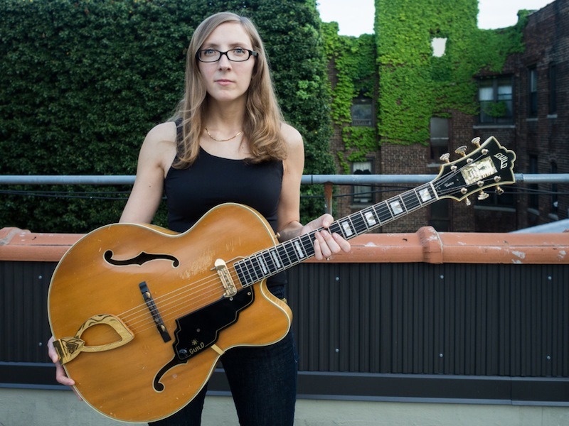 "Mary Halvorson – ""Code Girl"""