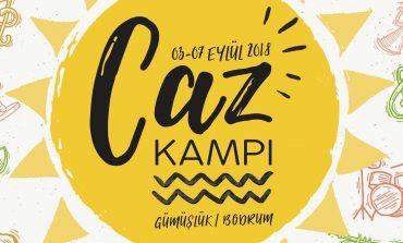 Jazz Kampı 3-7 Eylül'de Yeniden Gümüşlük'te!