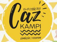 Jazz Camp Will be in Gümüşlük Beteween 3-7 September!