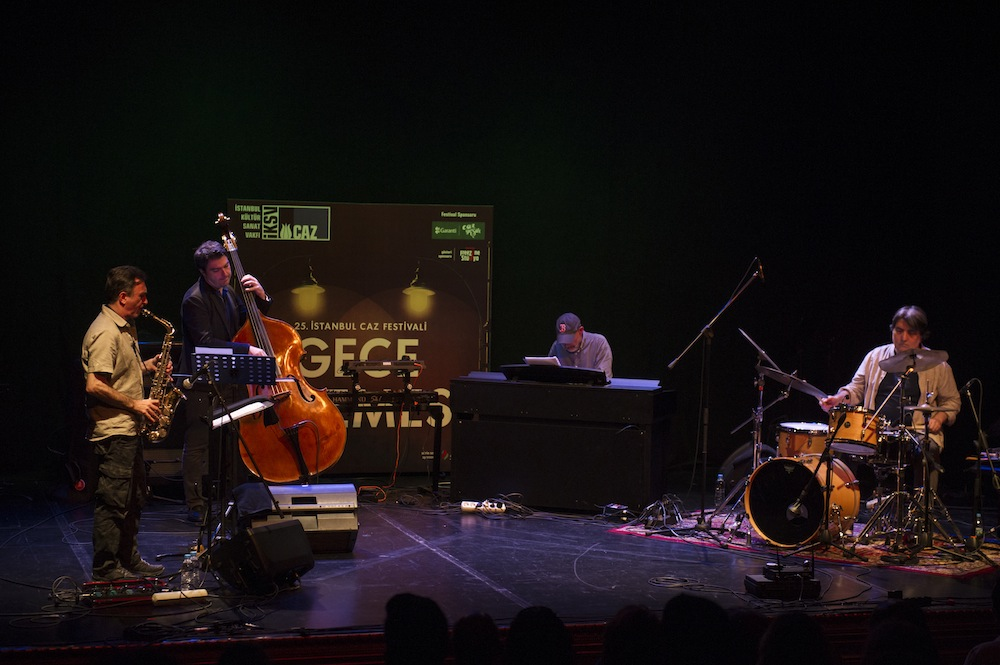 "25th Istanbul Jazz Festival / Night Out: Selim Selçuk – ""Miles Kuçles"""