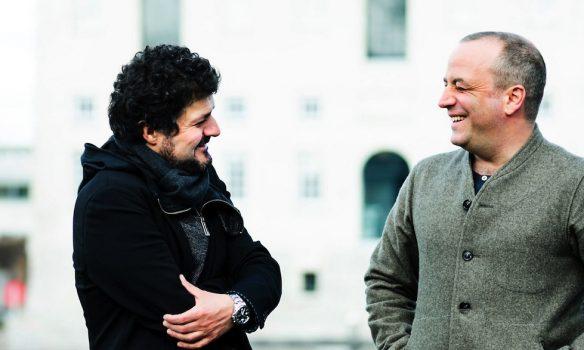 """Marc Sinan & Oğuz Büyükberber: """"White"""""""