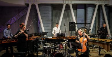Ekkozone: Great Danish Contemporary Ensemble