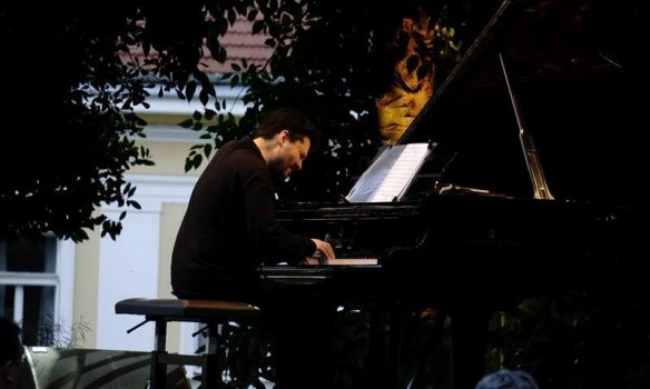 Can Çankaya: Jazz is the Freedom to Lose Yourself