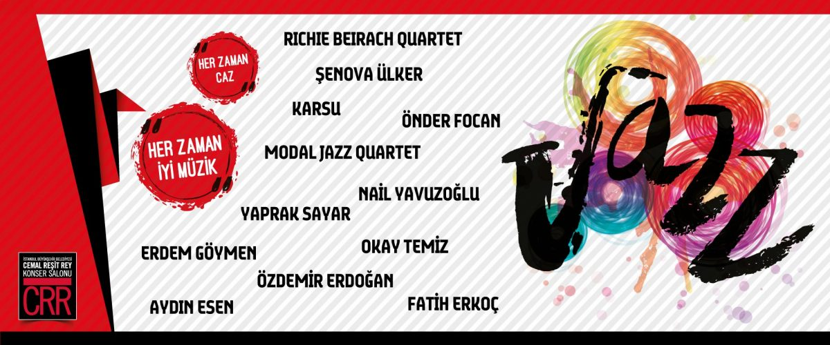 CRR Jazz Günleri 2019