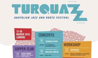 Turquazz Anatolian Jazz and Roots Festival