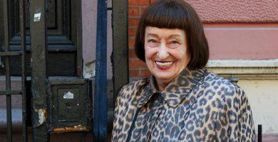 Sheila Jordan is 90