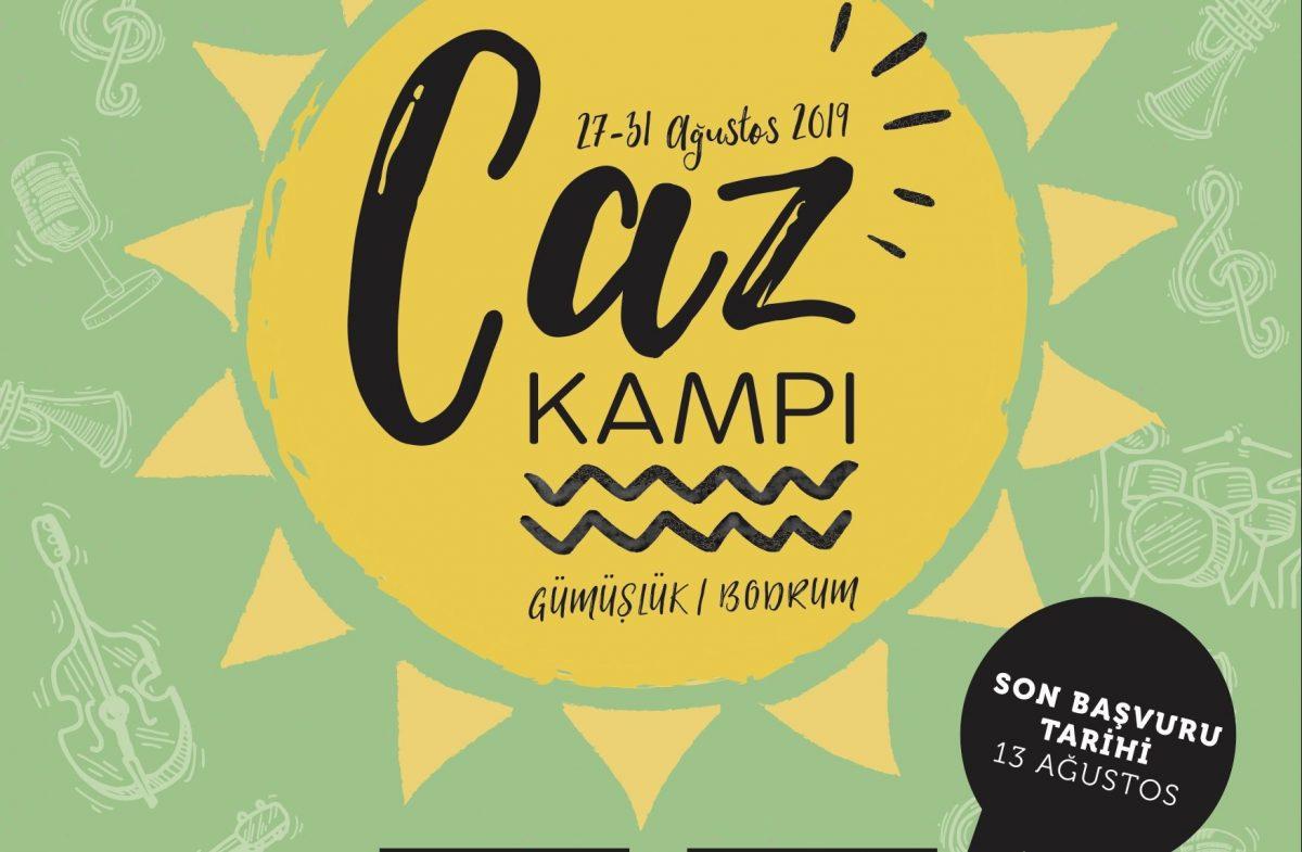 """Üçüncü """"Jazz Kampı"""" 27-31 Ağustos Tarihleri Arasında!"""