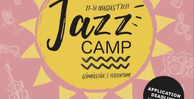 """The Third Edition of """"Jazz Camp"""" Will Take Place Between 27-31 August!"""
