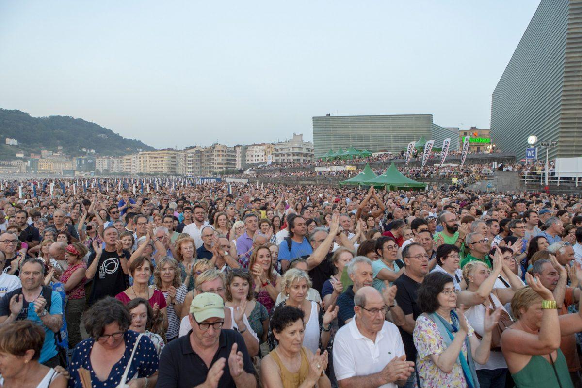 54th San Sebastian Jazz Festival