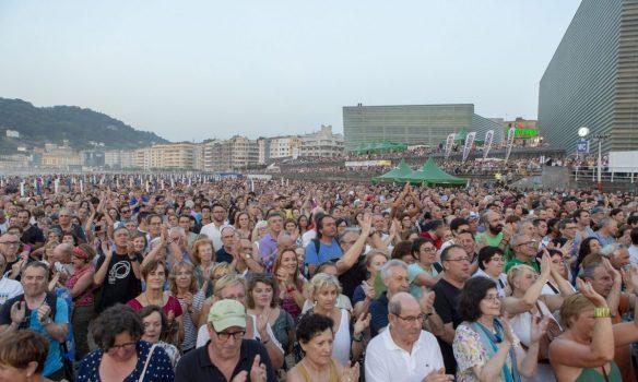 54'üncü Yılında San Sebastian Jazz Festivali