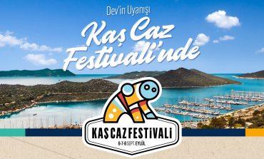 Kaş Jazz Festivali'nin İlk Yıl Programı Belli Oldu