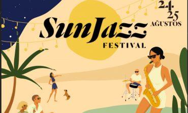 """Türkiye'nin En Genç Jazz Festivali""""SunJazz"""", 24-25 Ağustos'ta Çeşme'de Başlıyor!"""