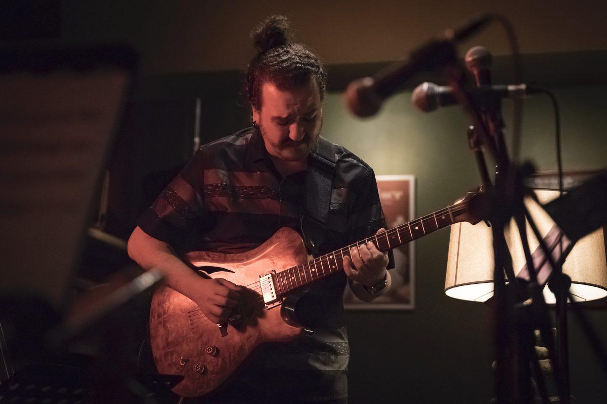 """Kerem Türkaydın Project """"Candid Music""""in 29th Akbank Jazz Festival"""