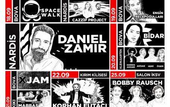XJAZZ Istanbul Starts Tomorrow!