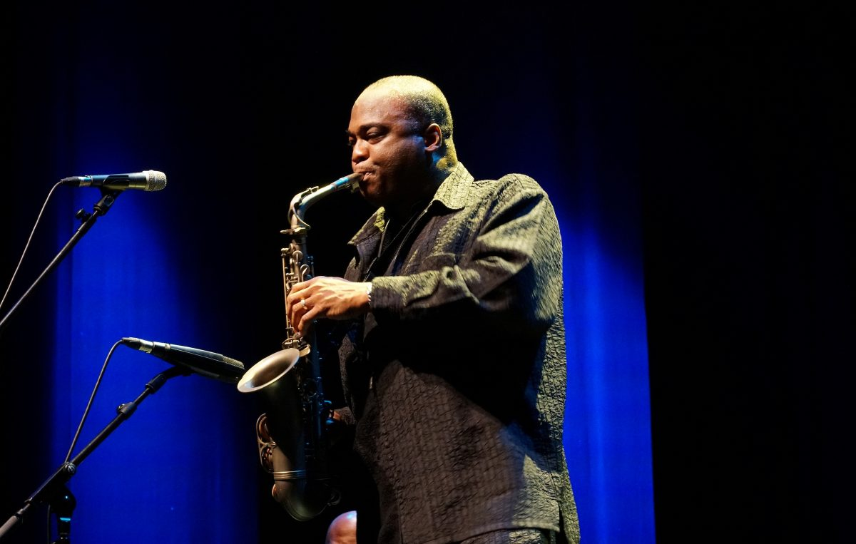 A James Carter Storm Passed Through Akbank Jazz Festival