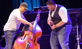 Stanley Clarke Band Performed at CRR