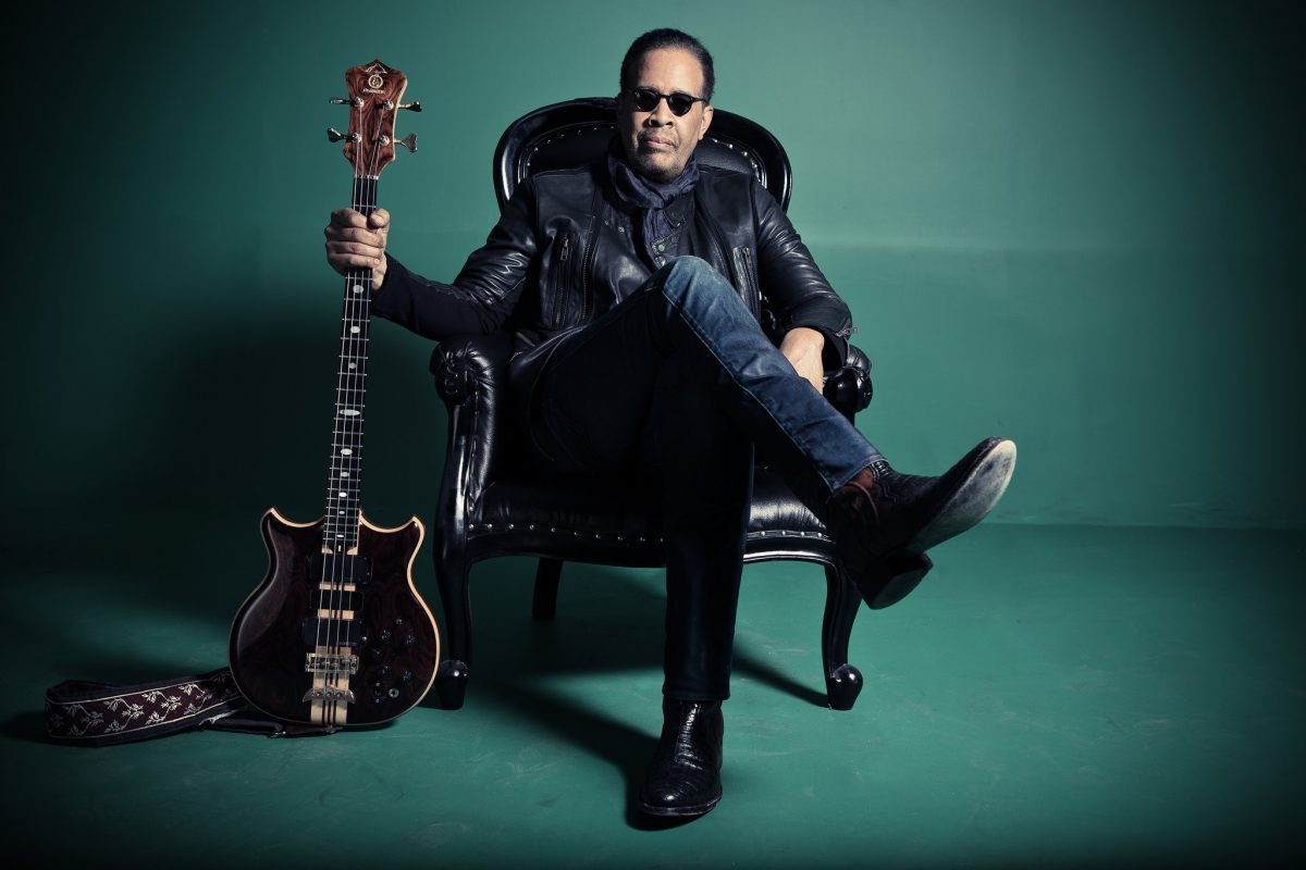 Living Legend of Electric Bass, 4 Time Grammy Award Recipient Stanley Clarke Will Perform at CRR on the 16th of October