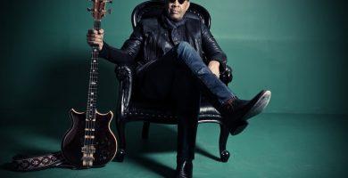 Bas Gitarın Yaşayan Efsanesi 4 Grammy Ödüllü Stanley Clarke, 16 Ekim Akşamı CRR'de