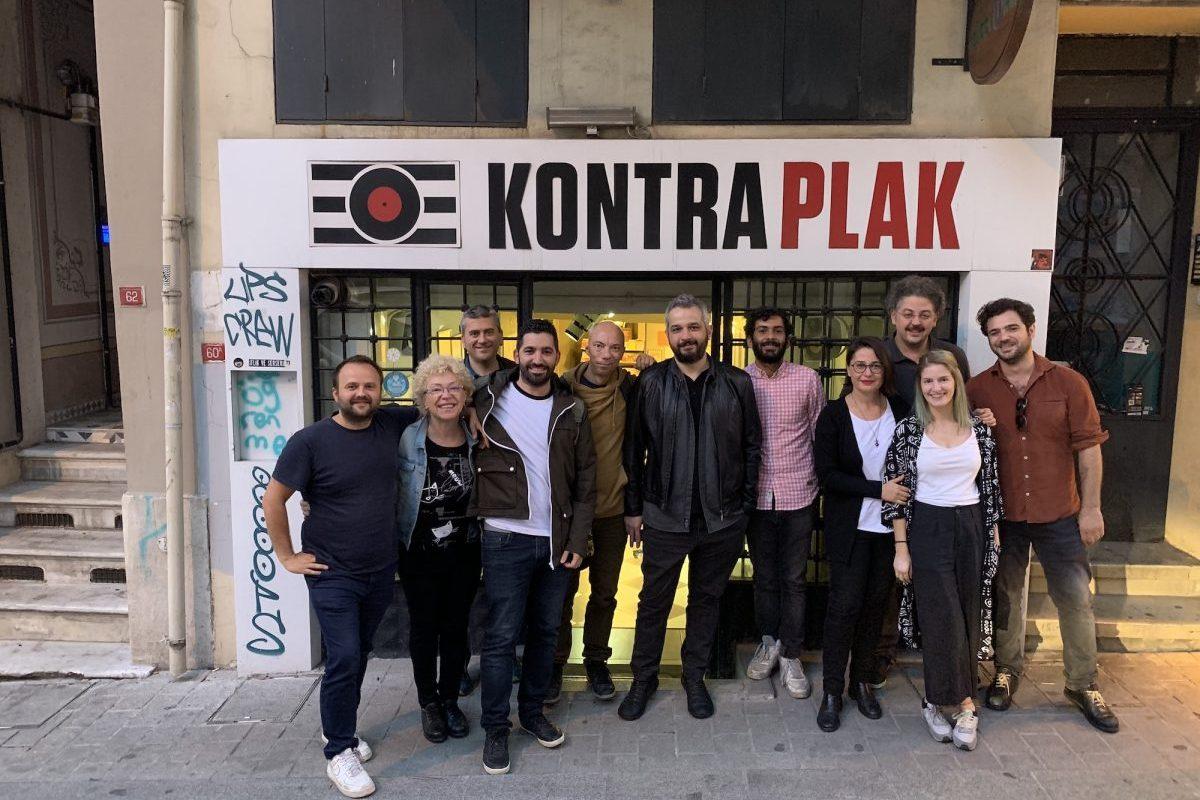"""Grup Terapisi 1: """"Beyoğlu'nun Son Birkaç Yılı"""""""
