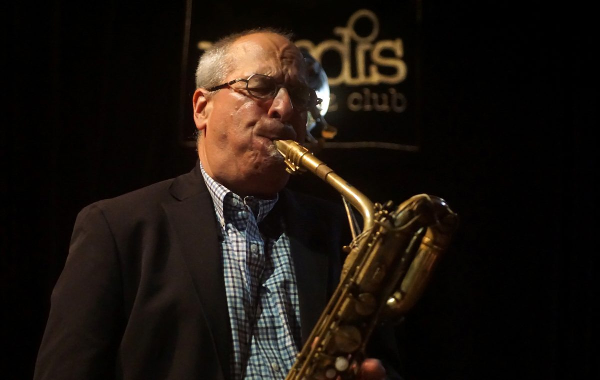 Gary Smulyan & Ralph Moore Quintet Performed at Nardis Jazz Club!