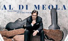 Al Di Meola 21 Kasım'da Uniq Hall'de
