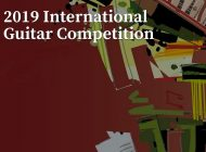 2019 Guitar Competition To Take Place December 2-3 in Washington, D.C.