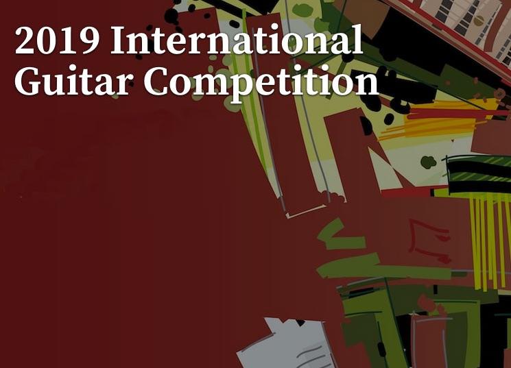 2019 Herbie Hancock Jazz Enstitüsü Uluslararası Gitar Yarışması