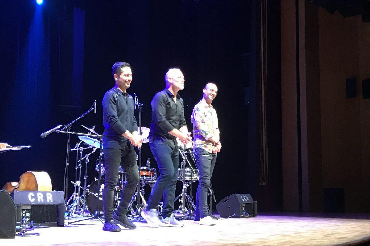 A Smoky Live Evening with Avishai Cohen Trio at CRR