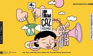 4. PSM Jazz Festivali Konserleri Açıklandı!