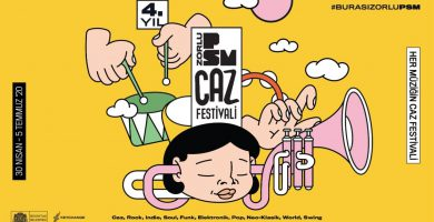 4th PSM Jazz Festival Concerts Announced!