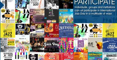 "April 24: PBS Premieres ""International Jazz Day from Australia"""