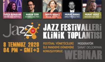 Jazz Festivali Yöneticileriyle Pandemi Dönemini Konuşuyoruz