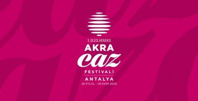 3rd AntalyaAkraJazz Festival is Starting in September