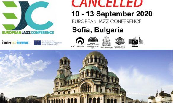 2020 Avrupa Jazz Konferansı İptal Edildi