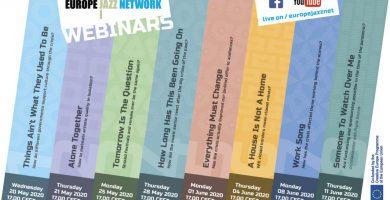 EJN Webinars Streamed Live on the EJN Social Media Channels