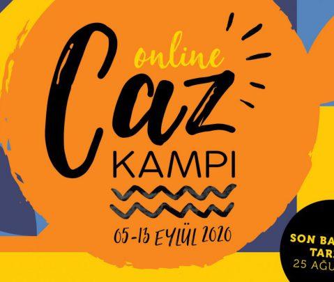 Jazz Kampı Bu Sene Online!