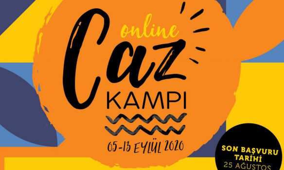Jazz Camp is Online This Year!