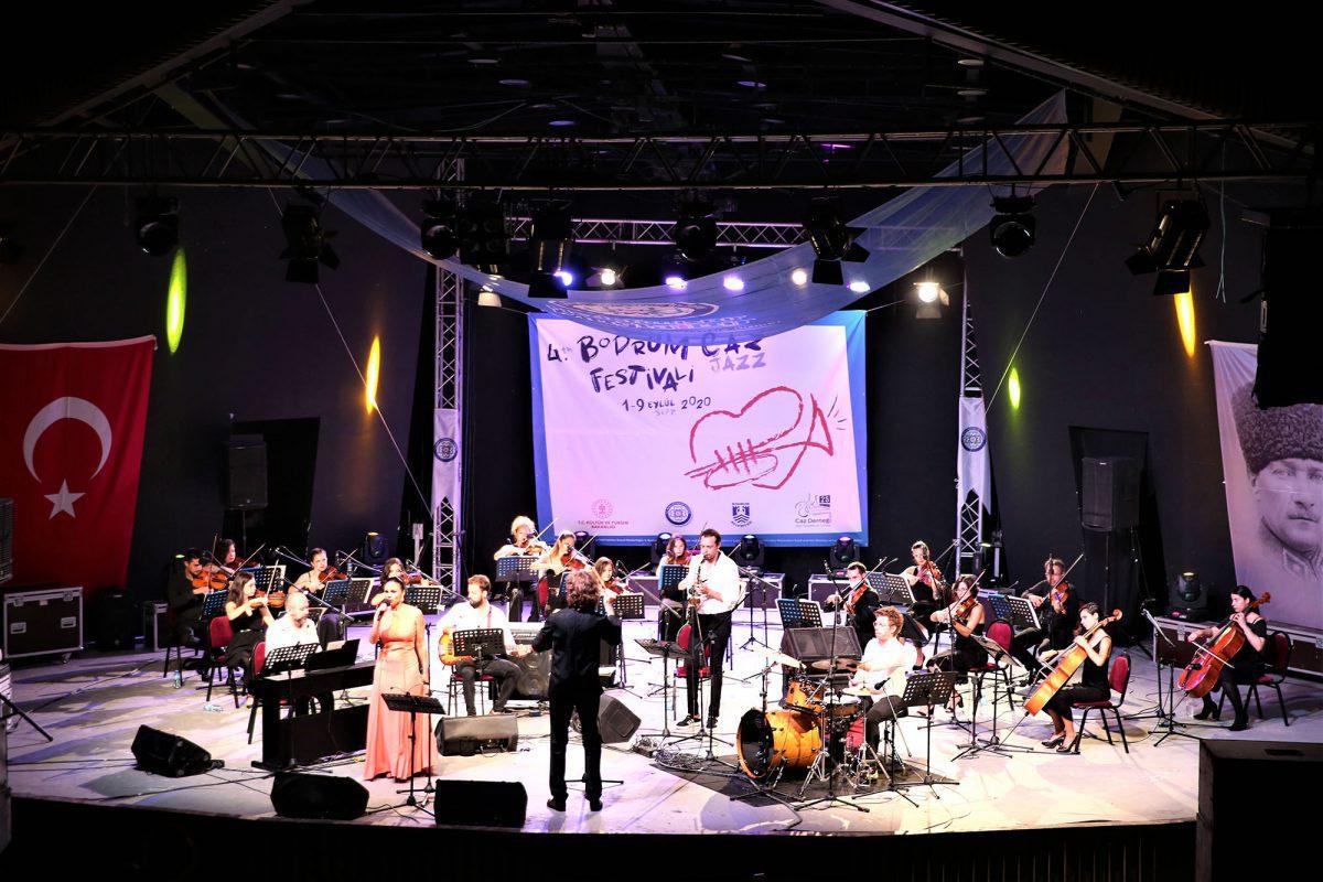 4. Bodrum Jazz Festivali Büyük İlgi Gördü