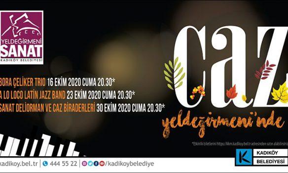 Kadıköy'de Konserler Başlıyor!