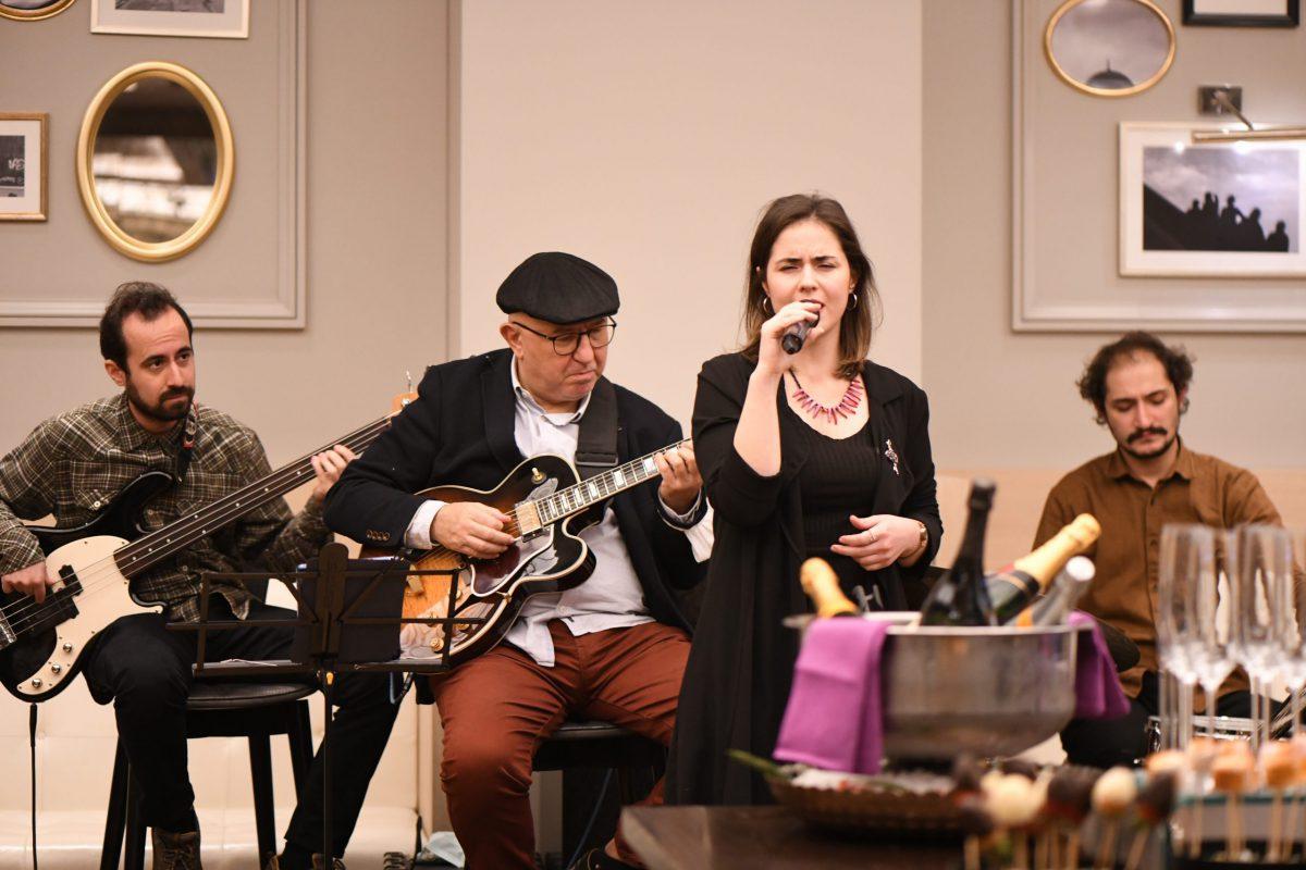 Nardis Jazz Club Yeni Bir Etkinliğe Başladı!