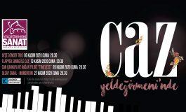 Yeldeğirmeni Sanat's Jazz Concerts Continue in November