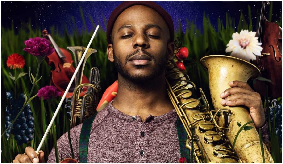 Tivon Pennicott and His New Album Spirit Garden
