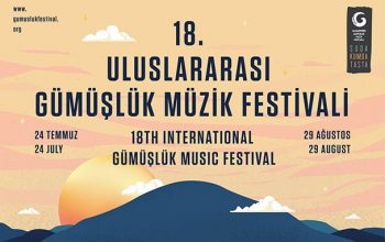 The 18th International Gümüşlük Music Festival Will Take Place Between 24th of July-29th of August
