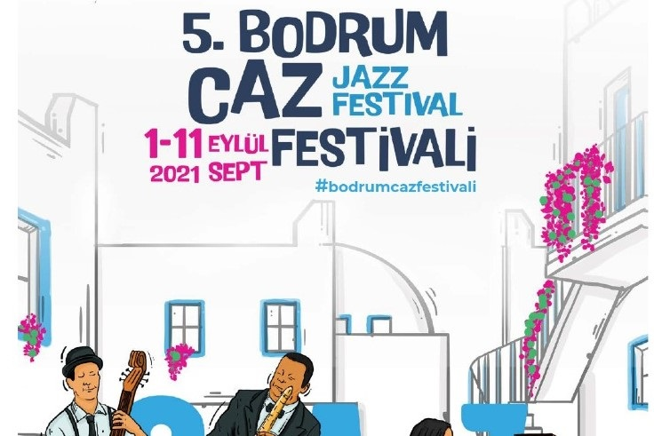 The Program of the 5th International Bodrum Jazz Festival Has Been Announced