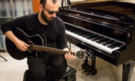 """Gitarist Yalçın Hasançebi ve Albümü """"For a New Life"""""""