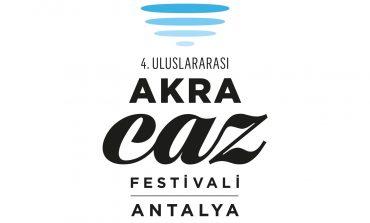 4. Antalya Akra Jazz Festivali Başlıyor