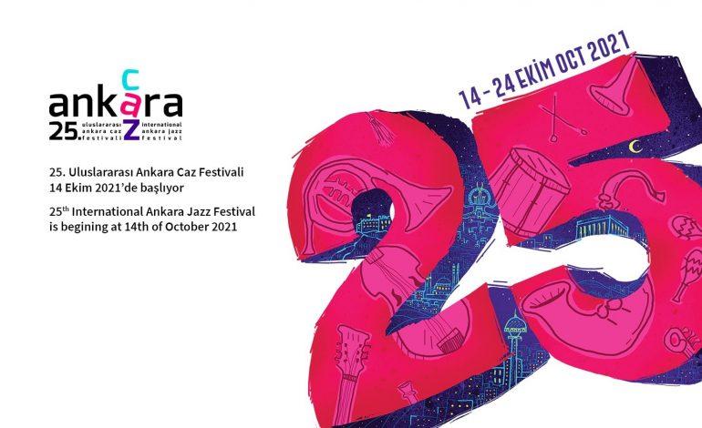25. Uluslararası Ankara Caz Festivali