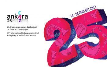 25th International Ankara Jazz Festival